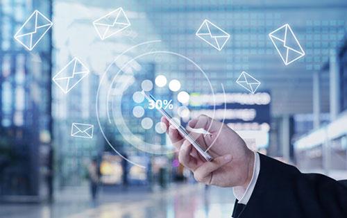 你用北京创世漫道公司的短信了吗